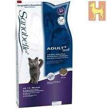10 kg Sanabelle Adult Strauß - Premium Katzenfutter für ausgewachsene Hauskatzen