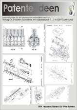 Schlosstechnik, Schlossöffnung Tresor 1827 Patente DVD