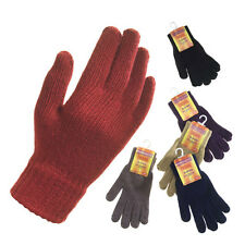 NEW! Handy Winter  Ladies' Womens' MAGIC STRETCH GLOVES, one size fits all.