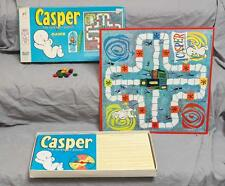 Vintage Milton Bradley Casper The Friendly Ghost Game egm