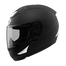 THH - Full Face Helmet - TS 41 - Black Plain