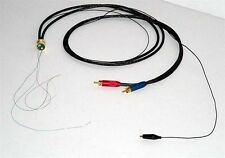 Incognito Tonearm Cardas Rewire Kit For Rega Arms