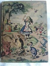 Alice in Wonderland & Through the Looking Glass Illustrated Junior Library 1946