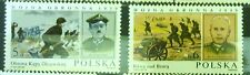 POLAND STAMPS MNH Fi2786-87 SC2639-40 Mi2934-35 - Defensive war of 1939 -1984