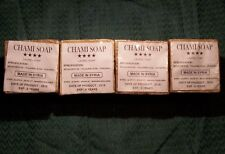 4 bars 7.5oz ALEPPO SOAP 90% Olive oil, 7% Laurel oil, NATURAL