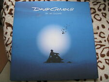 MINT!!! DAVID GILMOUR On An Island LP 2006 EU 1st Press STEREO EMI POSTER