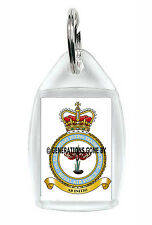 ROYAL AIR FORCE 1 ELEMENTARY FLYING TRAINING SCHOOL KEY RING (ACRYLIC)