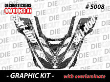 99-03 SKI DOO SNOWMOBILE ZX SK SLED  WRAP GRAPHICS KIT DECAL STICKERS 5008