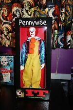 Distinctive Dummies Pennywise IT 12in Collectible Clown Horror Figure SWEET
