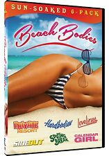 BEACH BODIES 6 FILM SEX COMEDIES JOHNNY DEPP C THOMAS HOWELL MICHAEL WINSLOW  R1