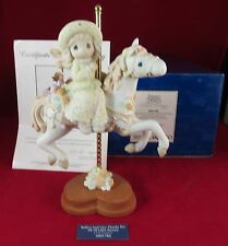 PRECIOUS MOMENTS REFLECT & GIVE THANKS FOR ALL OF LIFE'S BOUNTY 4001786 FIGURINE