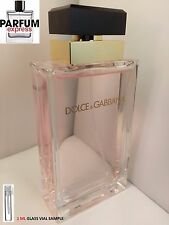 Dolce&Gabbana Pour Femme Eau de Parfum for Her 1 ml Glass Vial Sample