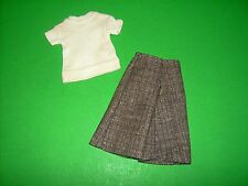 "Vintage doll clothes fit 12"" doll Judy Littlechap Tammy maybe homemade cullotte"