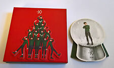 EXO M Miracles in December Korea Press CD Chinese Ver  Luhan Snowglobe Photocard