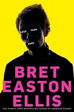 LESS THAN ZERO - BRET EASTON ELLIS - NEW PAPERBACK BOOK