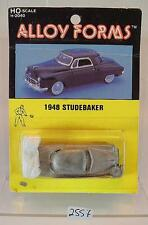 Alloy Forms 1/87 H0 Metal Kit 2040 1948 Studebaker OVP #2557