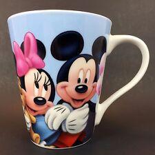 Disney Mickey Mouse & Minnie Mouse Carnival Fair Arcade Coffee Cup Teddy Bear