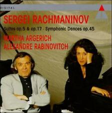 Rachmaninov:Suite Nos.1 & 2/Symphonic Dances, New Music