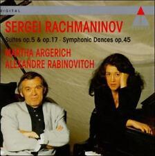 Rachmaninov:Suite Nos.1 & 2/Symphonic Dances, New Music