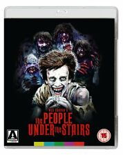 THE PEOPLE UNDER THE STAIRS - Blu-Ray Disc -