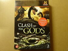 3-DISC DVD BOX / CLASH OF THE GODS