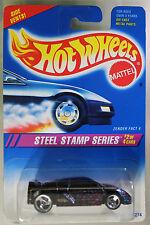 Hot Wheels 1:64 Scale 1994 Steel Stamp Series ZENDER FACT 4 (3 SPOKES)