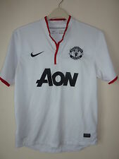 Manchester utd Van persie 20 2012/14 away football shirt