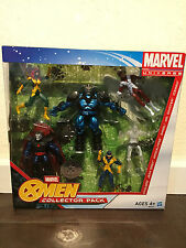 New MARVEL UNIVERSE X MEN COLLECTORS PACK TOYS R US EXCLUSIVE (6 Action Figures)