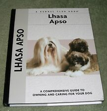 A Kennel Club Book: Lhasa Apso ~ Comprehensive Owner's Guide 2005 Hb ~ 1st / 2nd