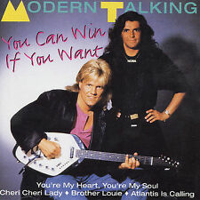 Modern Talking, You Can Win If You Want Audio CD