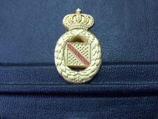 Pin grand-duché de Bade victoires couronne insigne - 3,5 x 2 CM