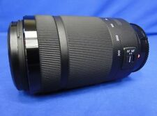 Sony SAL55300 DT 55-300mm F4.5-5.6 SAM A-mount Zoom Lens Japan Model New