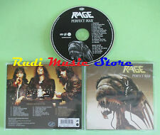 CD RAGE Perfect man 2007 eu NOISE NMRCD056 (Xs1) no lp mc dvd