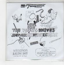(FN133) The Young Knives, Weekends And Bleak Days - 2005 DJ CD