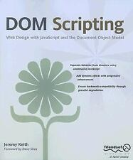 DOM Scripting: Web Design with JavaScript and the Document Object Mode-ExLibrary
