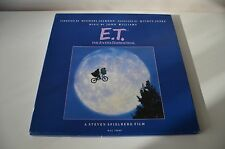 E.T. The Extra Terrestrial Box  Narrated by Michael Jackson VINYL