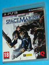 Warhammer 40000 - Space Marine - Sony Playstation 3 PS3 - PAL