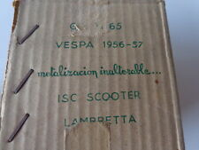 VESPA OPTIC HEADLIGHT FOR 1956-1957 Lambretta, ISOSCOOTER, MOTO GUZZI 65. DE 11