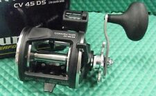 New Okuma Convector HIGH SPEED 6.2:1  Line Counter Trolling Reel CV-45DS