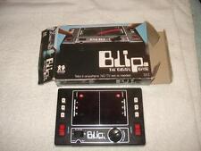 TOMY BLIP LIGHT UP WIND UP HANDHELD GAME VINTAGE 1977 PONG STYLE JAPAN