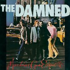 OUT 25th JULY - THE DAMNED MACHINE GUN ETIQUETTE RE-ISSUE - VINYL LP WIKAD 333