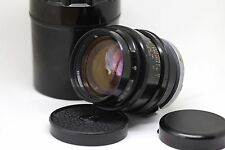 EXC. Jupiter-9 2/85mm Black (Sonnar copy) for Kiev, Contax