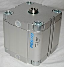 FESTO ADVU-80-50-P-A Double Acting Compact Cylinder 80mm Piston 50mm Stroke