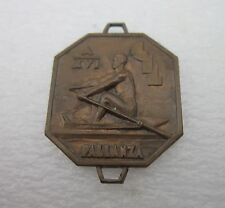 1928 ROWING FASCIST CHAMPIONSHIP ITALY  official  MEDAL