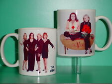 THE VIEW - Rosie O'Donnell - with 2 Photos - Designer Collectible GIFT Mug 01