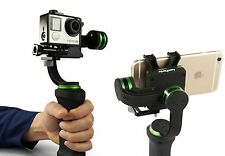 NEW LanParte HHG-01 Handheld Gimbal for iPhone, GoPro, & smartphones