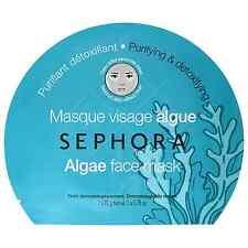 Sephora ALGAE Fiber Face Mask 22g PURIFYING & DETOXIFYING * UK SELLER