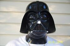 Star Wars Vintage Darth Vader Mask Excellent Condition Wearable