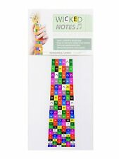 Teach Yourself Guitar! Wicked Notes fretboard stickers