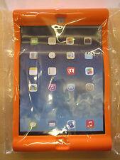 Orange Enfants / Enfants / Jeunes Enfants en caoutchouc Bounce peau impact coque pour Apple iPad Air